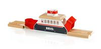 BRIO 33569 Modelleisenbahn und Zubehör (Schwarz, Rot, Weiß, Holz)