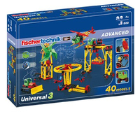 fischertechnik Universal 3 (Mehrfarbig)
