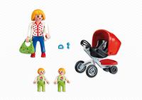 Playmobil 5573 - Zwillingskinderwagen (Mehrfarbig)