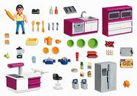 Playmobil 5582 - Designerküche (Mehrfarbig)