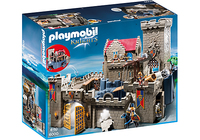Playmobil 6000 - Königsburg der Löwenritter (Mehrfarbig)