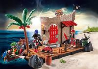Playmobil 6146 - Super Set Piratenfestung (Mehrfarbig)