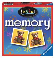 Ravensburger 214525 - Junior Memory ab 4 Jahre (Mehrfarbig)