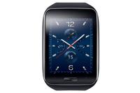 Samsung Gear S (Schwarz, Schwarz)