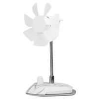 ARCTIC ABACO-BRZWH01-BL Ventilator (Weiß)