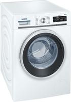 Siemens WM14W640 Freestanding 8kg 1379RPM A+++-30% White Front-load Waschmaschine (Weiß)