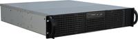 Inter-Tech IPC 2U-20248 (Schwarz)