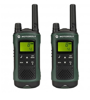 Motorola TLKR T81 (Schwarz, Grün)