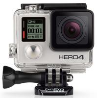 GoPro HERO4 Silver (Silber)