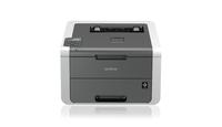 Brother HL-3142CW Laserdrucker (Grau, Weiß)