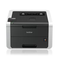 Brother HL-3152CDW Farbe 2400 x 600DPI A4 WLAN Schwarz, Grau Laser-/LED-Drucker (Schwarz, Grau)