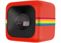 Polaroid Cube (Rot)