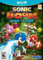 Nintendo Sonic Boom: Rise of Lyric, Wii U