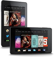 Amazon Kindle Fire HD 7 8GB Black (Schwarz)
