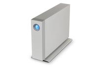 LaCie d2 USB 3.0 (Blau, Silber)
