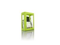 Lenco Xemio-657 4GB (Grün, Weiß)
