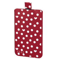 Hama Hearts & Dots (Rot, Weiß)
