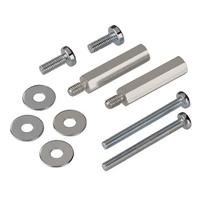 Hama 00118637 Schraube und Bolzen (Silber)