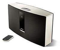 Bose SoundTouch 30 Series II (Schwarz, Weiß)