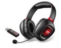 Creative Labs Sound Blaster Tactic3D Rage Wireless (Schwarz)
