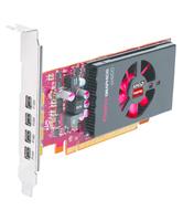 Fujitsu AMD FirePro W4100 2GB GDDR5 AMD FirePro W4100 2GB (Schwarz, Rot)