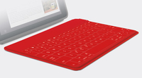 Logitech Keys-To-Go (Rot)