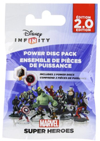 Namco Bandai Games Marvel Super Heroes (2.0 Edition) Power Disc Pack (Mehrfarbig)
