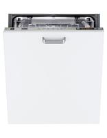 Beko DIN 6834 FX30 Vollständig integrierbar 13Stellen A+++ Weiß (Weiß)