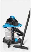 AquaVac Boxter 20 S (Schwarz, Blau, Edelstahl)