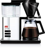 Melitta 20997 Kaffeemaschine (Schwarz, Silber)