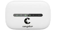 Congstar 40-21-6018 Router (Weiß)