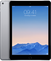 Apple iPad Air 2 128GB Grau Tablet (Grau)