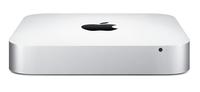 Apple Mac mini 2.6GHz i5-4278U Nettop Silber Mini-PC (Silber)