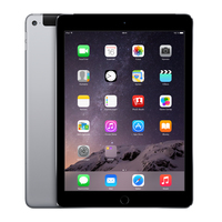 Apple iPad Air 2 128GB 4G Grau (Grau)