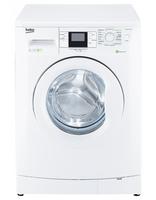 Beko WMB 61643 PTE Freistehend 6kg 1600RPM A+++ Weiß Toplader (Weiß)