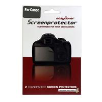 Easycover SPC5D3 Klare Bildschirmschutzfolie EOS 5D Mark III 2Stück(e) Bildschirmschutzfolie (Transparent)