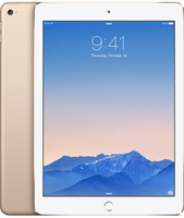 Apple iPad Air 2 128GB 3G 4G Gold Tablet (Gold)