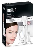 Braun SE831 Face (Weiß)