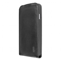 Artwizz SeeJacket Leather FLIP (Schwarz)