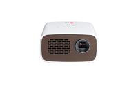 LG PH300 Beamer/Projektor (Braun, Weiß)