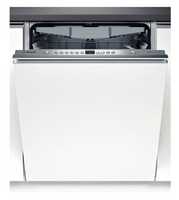 Bosch SMV68N20EU Spülmaschine (Edelstahl, Weiß)