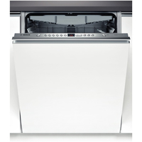 Bosch SMV68N60EU Spülmaschine (Edelstahl, Weiß)