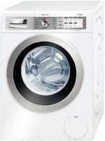 Bosch WAY2874S Waschmaschine (Silber, Weiß)