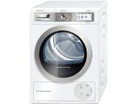 Bosch HomeProfessional WTY887W3 A+++ Freestanding 8kg Front-load White Wäschetrockner (Weiß)