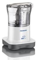 Kenwood CH257 elektrischer Essenszerkleinerer (Schwarz, Transparent, Weiß)