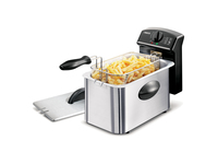 Princess Fritteuse Deep Fryer PRO (Edelstahl)