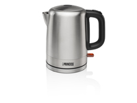 Princess Kettle Stainless Steel Deluxe (Edelstahl)