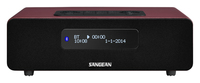 Sangean DDR-36 (Rot)