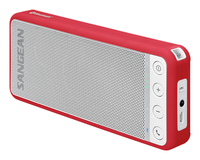 Sangean BluTab BTS-101 (Rot, Weiß)