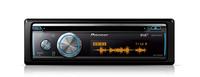 Pioneer DEH-X8700DAB Auto-CD/DVD Tuner (Schwarz)